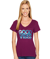 Life is Good - Wave Pocket Vibe Tee