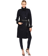 The Kooples - Long Belted Trench Coat