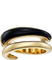 Michael Kors - Autumn Luxe Acetate and Stainless Steel Bypass Ring