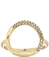Michael Kors - Brilliance Pavé Crystal Open Circle Ring