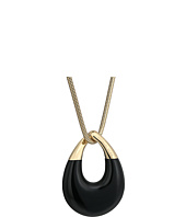 Michael Kors - Autumn Luxe Acetate and Stainless Steel Statement Pendant Necklace