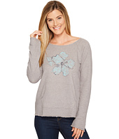 Life is Good - Hibiscus Beachy Pullover