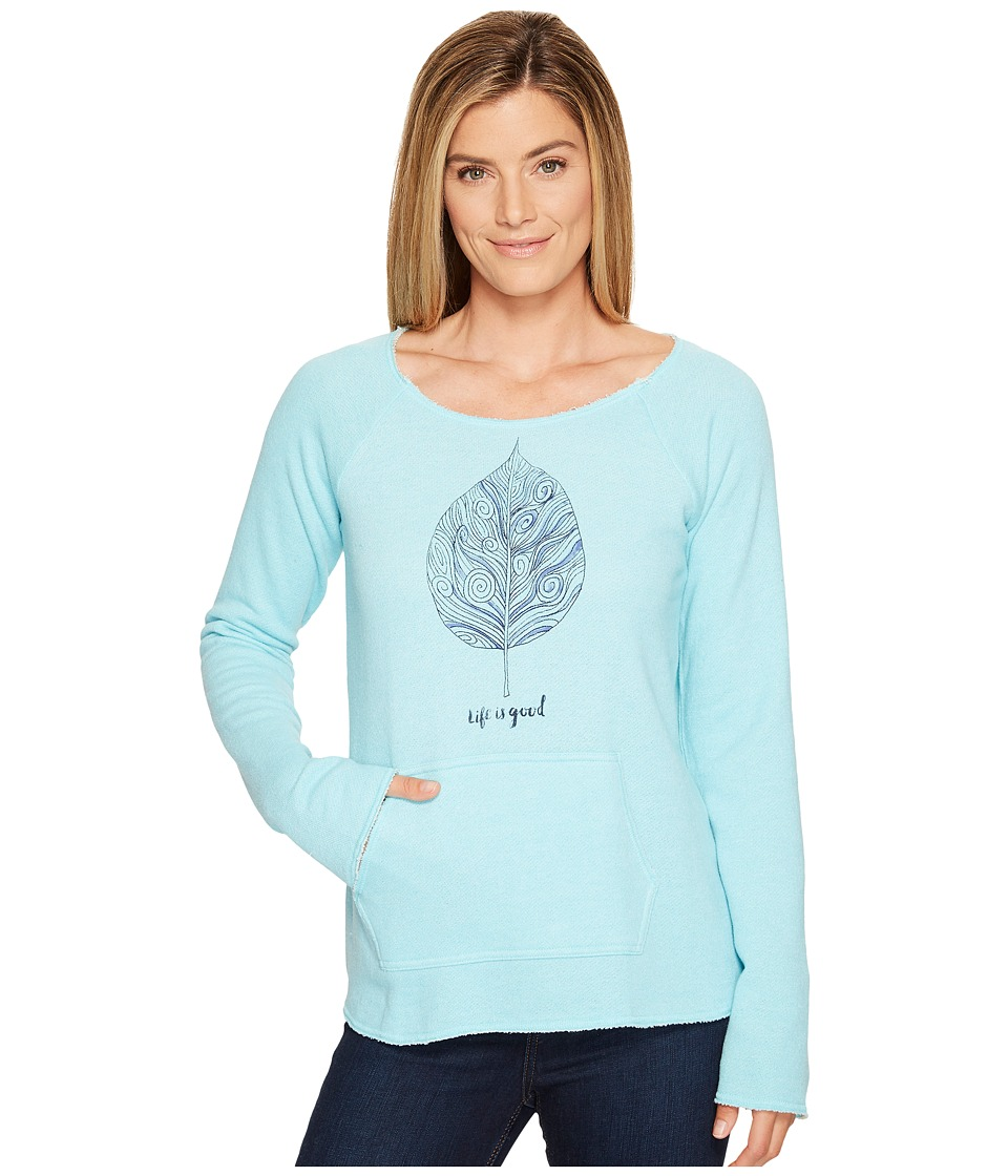 Life is Good - Leaf Beachy Pullover