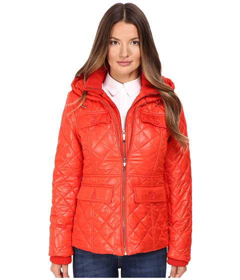 Kate Spade New York Quilted w/ Hood 24