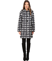 Kate Spade New York - Check Raincoat 37