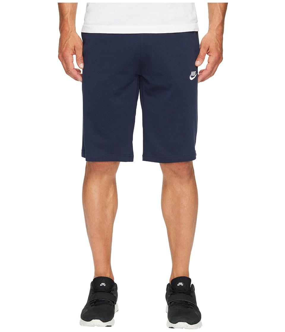 Nike Sportswear Short (Obsidian/White) Men