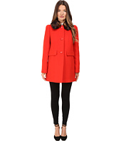 Kate Spade New York - Single Breasted Peacoat 30