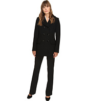Kate Spade New York - Double Breasted Peacoat Bowback 30