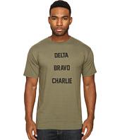 HUF - Delta Bravo Charlie Tee