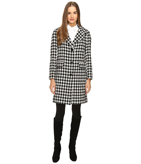 Kate Spade New York Novelty Yard-Dyed Wool Coat 34