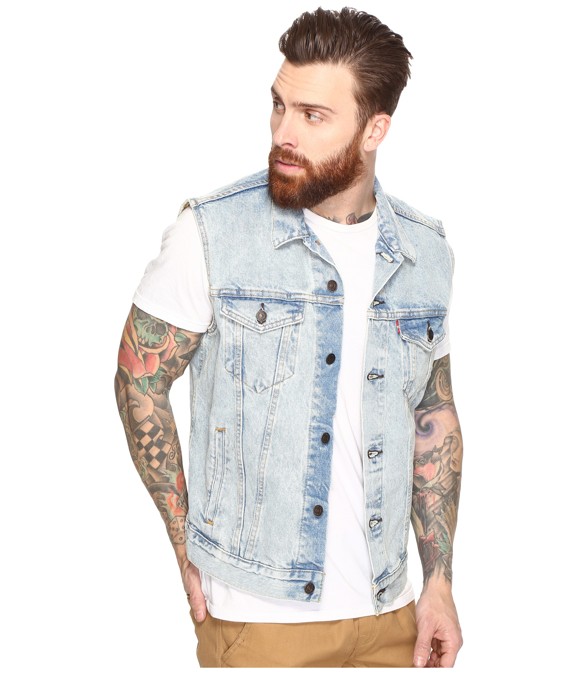 Find trucker jacket men at ShopStyle. Shop the latest collection of trucker jacket men from the most popular stores - all in one place.