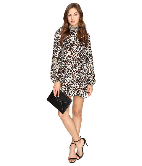 Show Me Your Mumu Junebug Bell Dress - Cha Cha Cheetah