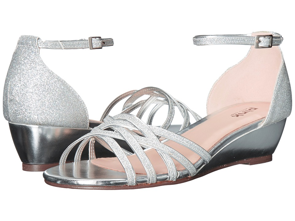 Paradox London Pink - Avery (Silver) Women's Sandals