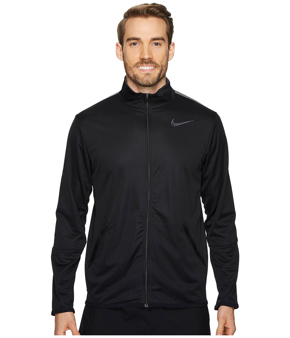 Nike Training Jacket (Black/Dark Grey) Men