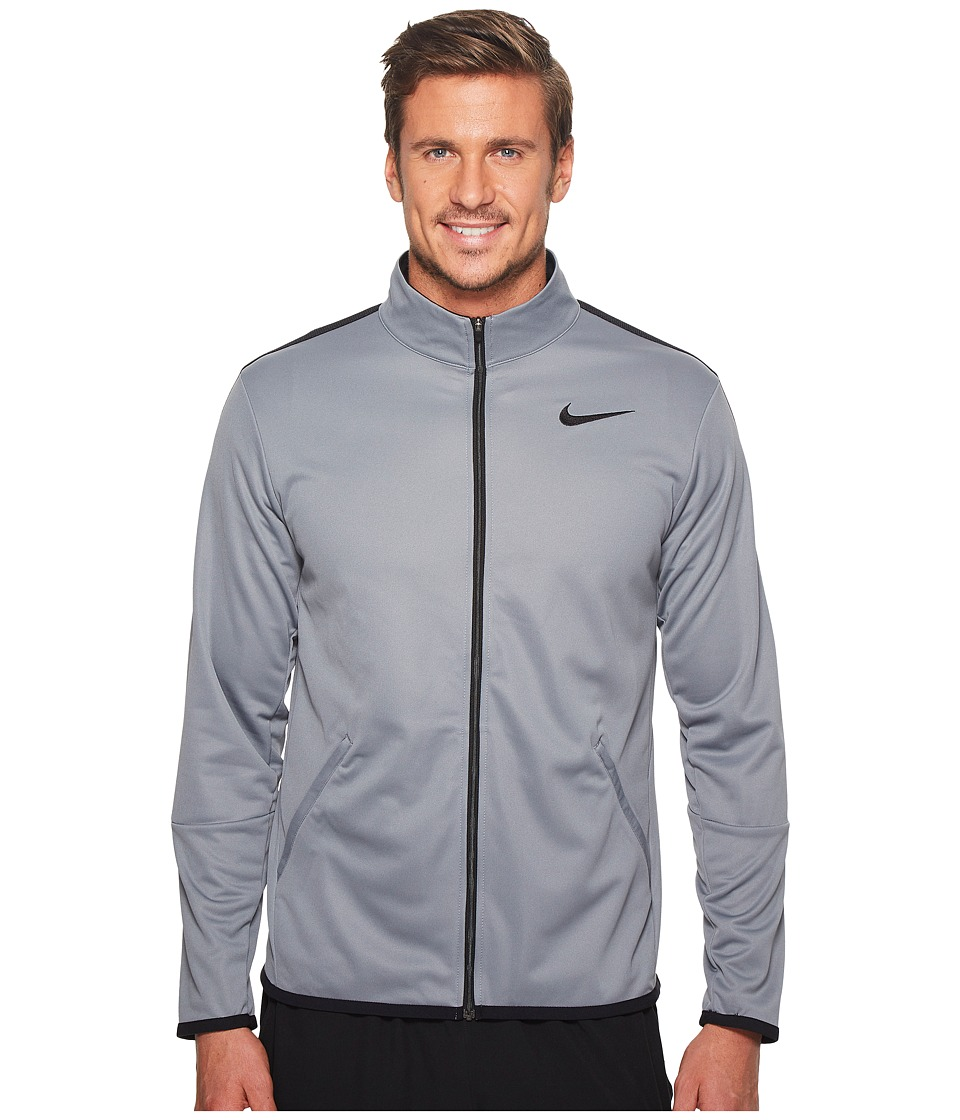 Nike Training Jacket (Cool Grey/Black) Men
