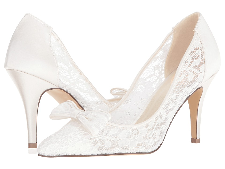 Paradox London Pink Promise (Ivory) High Heels