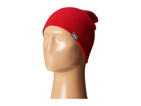 Converse Solid Slouch Beanie - Red