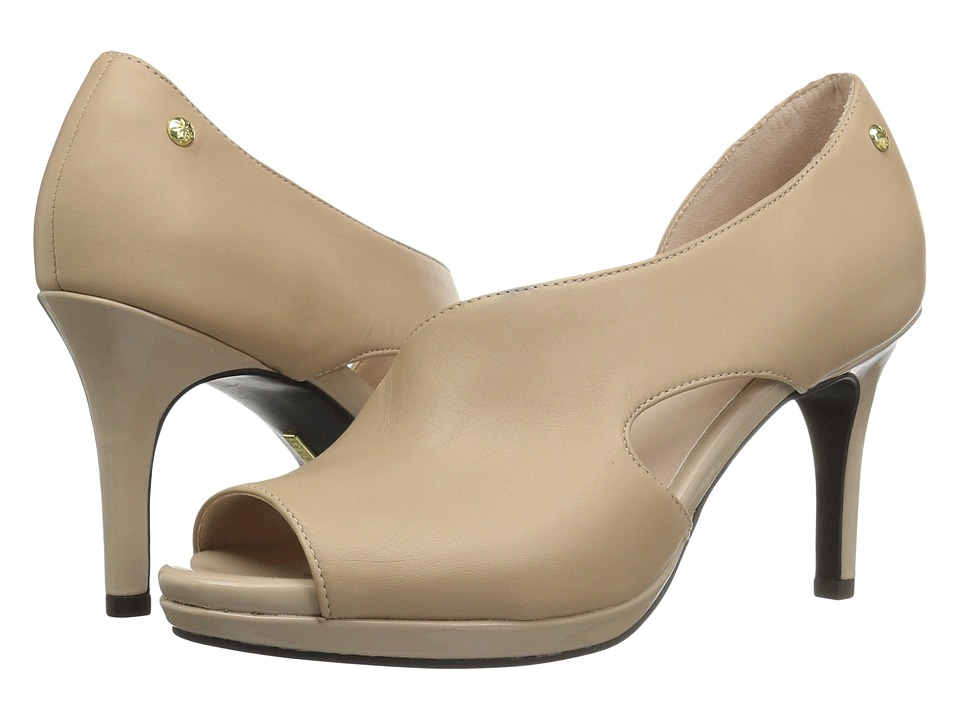 LifeStride LS Revolution Ask My Name (Taupe) High Heels