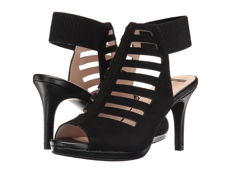 LifeStride LS Revolution Absolutely Not (Black) High Heels