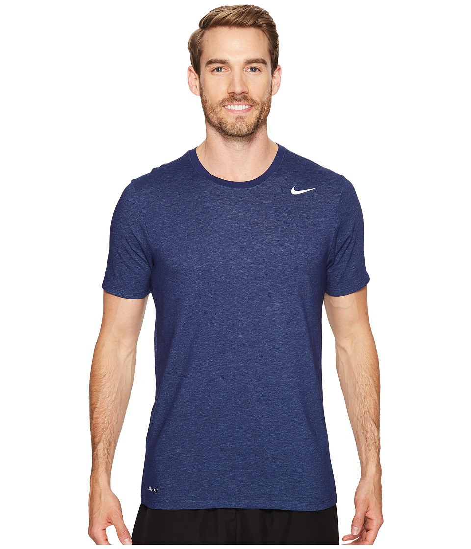 Nike Dri-FIT Version 2.0 T-Shirt (Binary Blue/Vivid Sky) Men