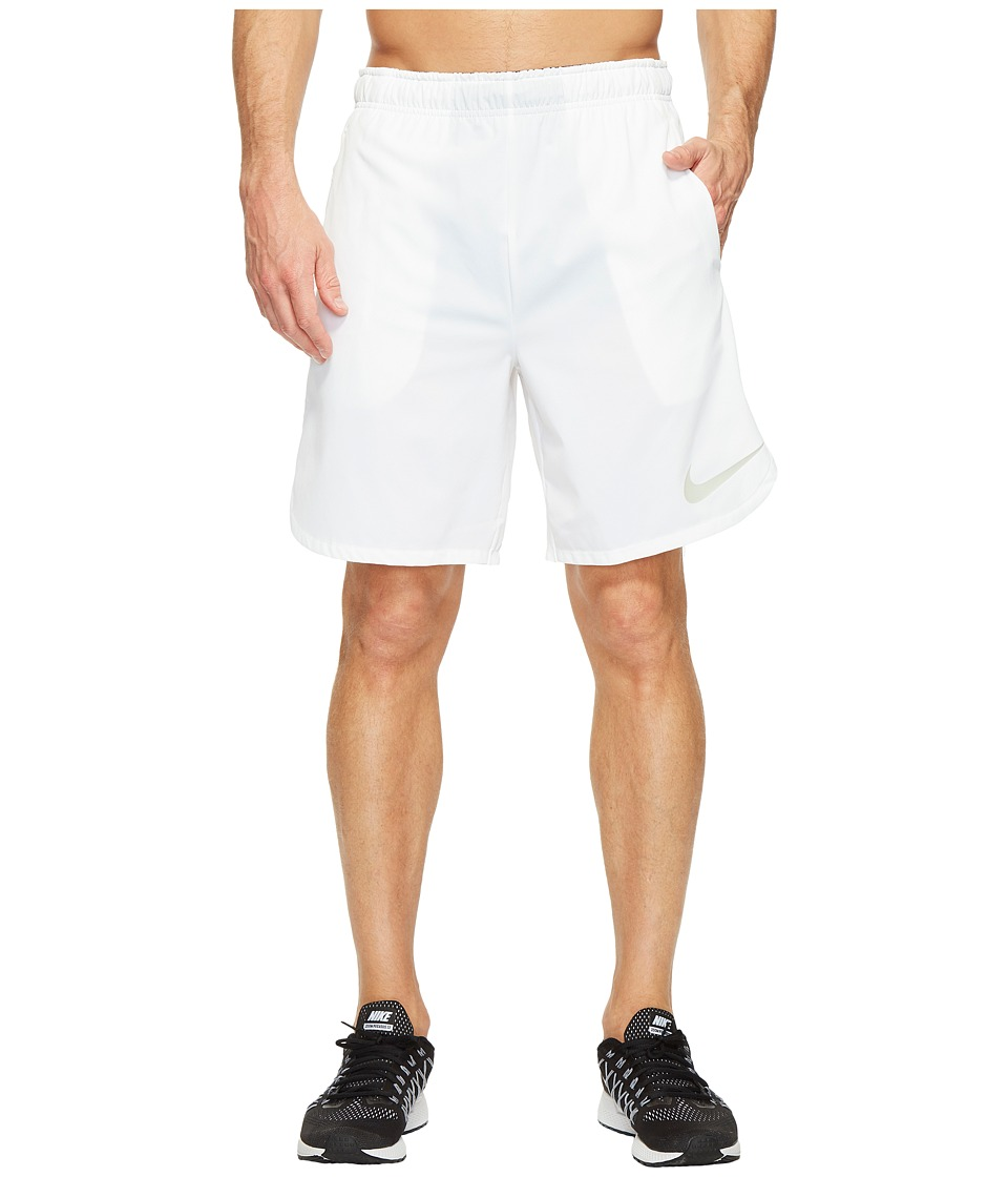 Nike Flex 8 Training Short (White/Pale Grey) Men
