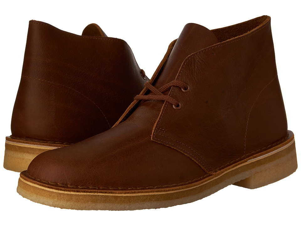 Clarks Desert Boot (Tan Tumbled Leather 2) Men