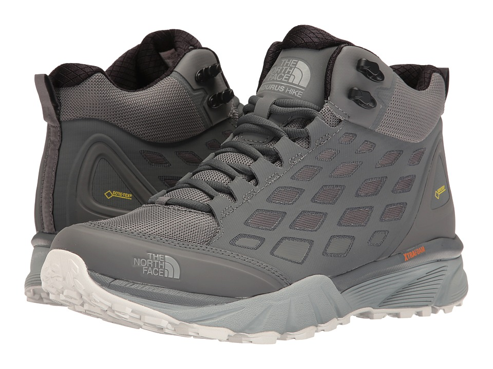 The North Face Endurus Hike Mid GTX(r) (Zinc Grey/High-Rise Grey) Men