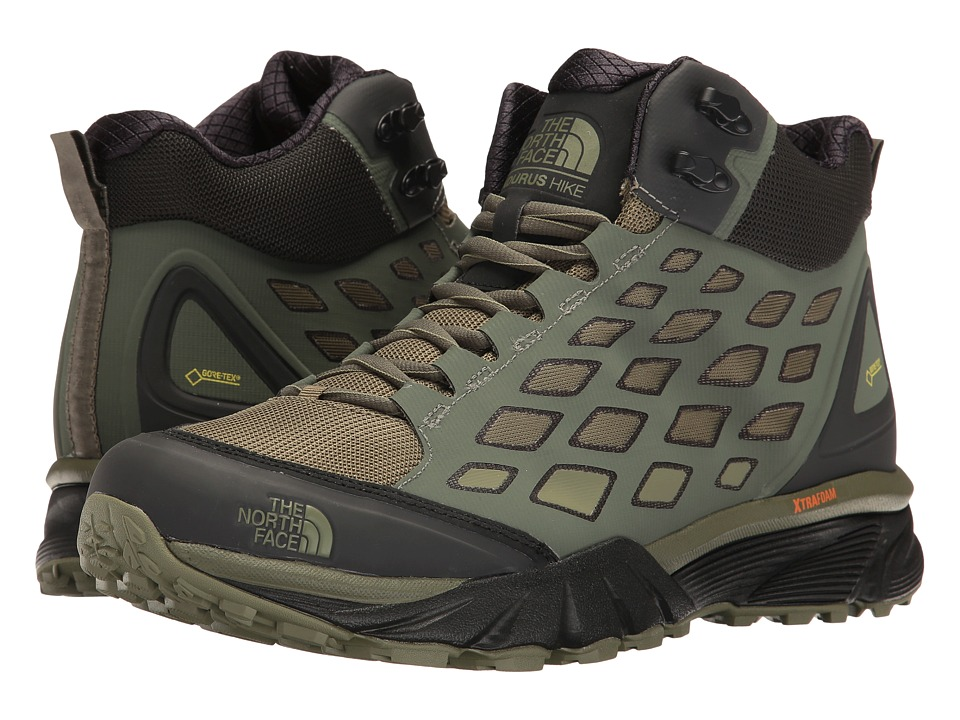 The North Face Endurus Hike Mid GTX(r) (Thyme/Deep Lichen Green) Men