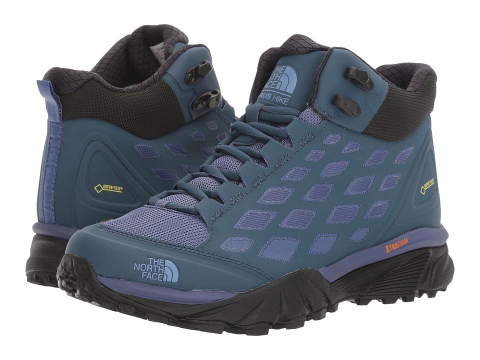 The North Face Endurus Hike Mid GTX(r) (Shady Blue/Coastal Fjord Blue) Women
