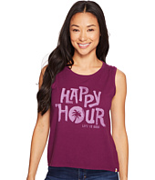 Life is Good - Happy Hour Muscle Tee