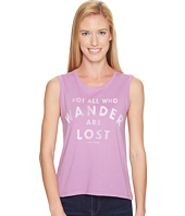 Life is good - Wander Lost Muscle Tee