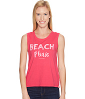 Life is good - Beach Please Muscle Tee
