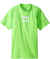 Billabong Kids - All Day Wave Short Sleeve LF Wetshirt (Big Kids)