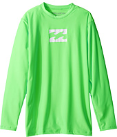 Billabong Kids - All Day Wave Long Sleeve LF Wetshirt (Toddle/Little Kids/Big Kids)