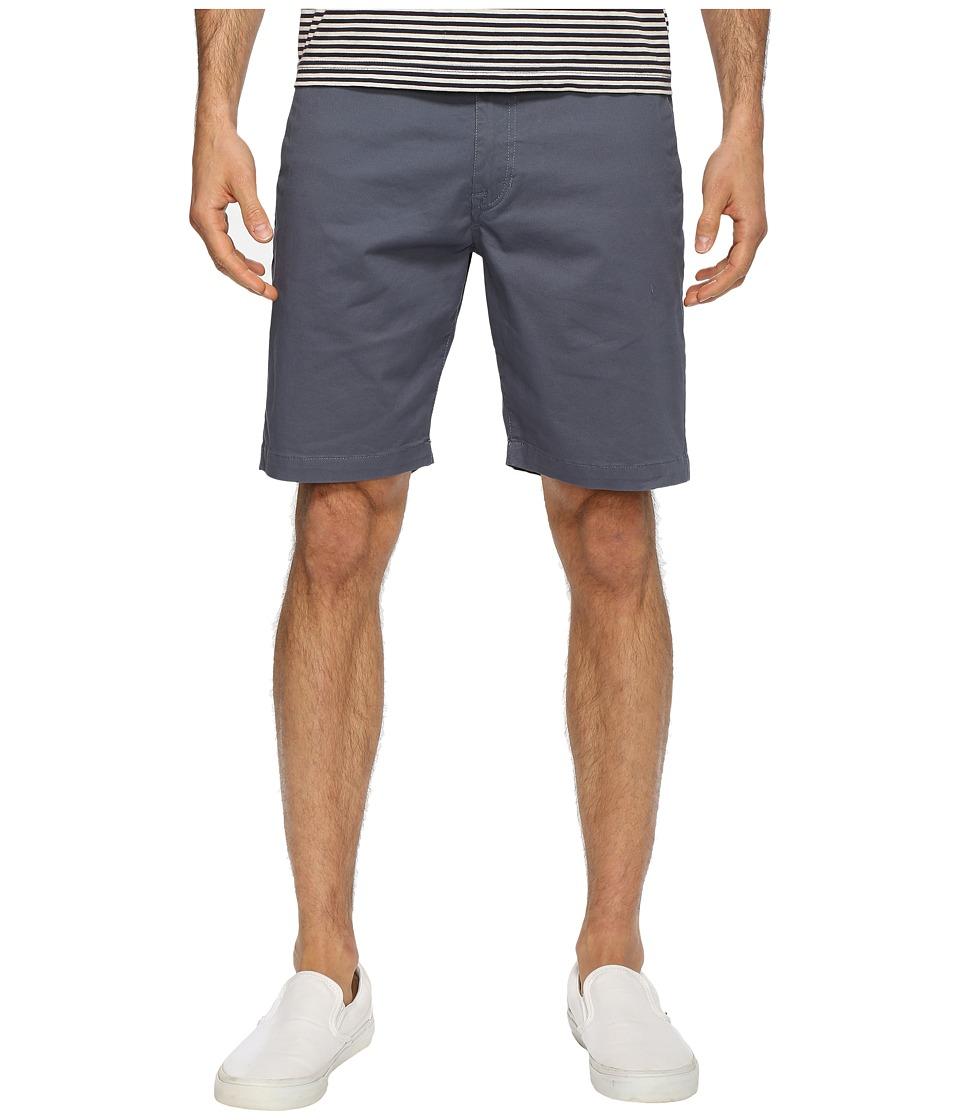 Volcom Frickin Lightweight Chino Shorts (Air Force Blue) Men