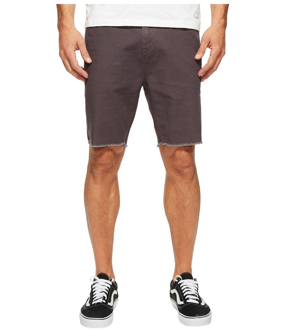 Volcom VSM Atwell Shorts (Asphalt Black) Men