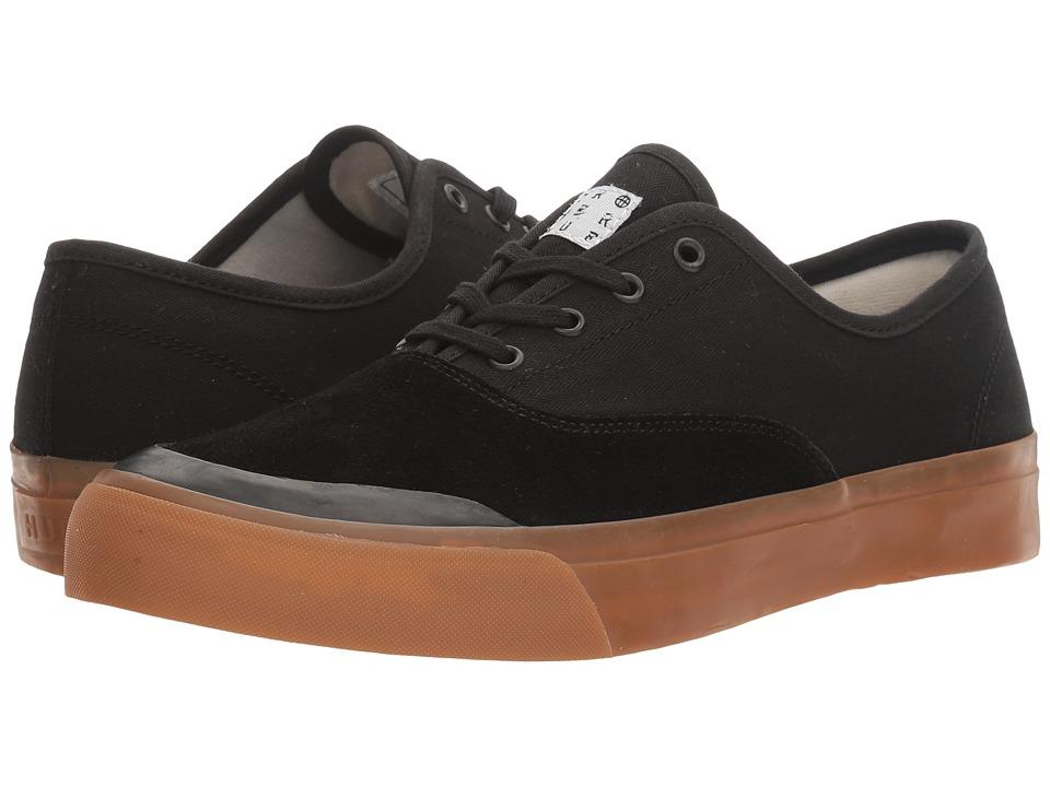 HUF - Cromer (Black/Gum) Mens Skate Shoes