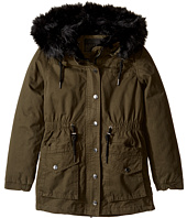 Blank NYC Kids - Faux Fur Long Jacket (Big Kids)