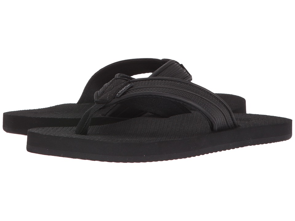 Flojos - Layne (Black) Women's Sandals
