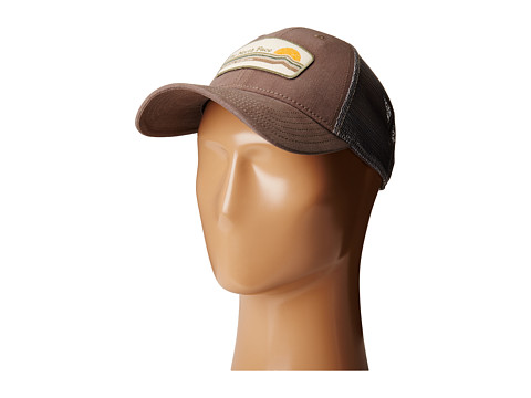 The North Face Patches Trucker Hat - Falcon Brown