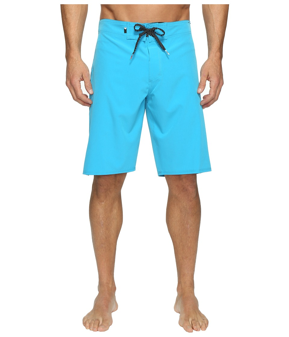 Quiksilver Everyday Kaimana 21 Boardshorts (Blue Danube) Men