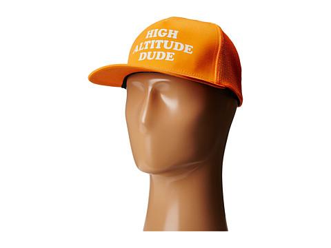 The North Face Keep It Structured Trucker Hat - Exuberance Orange (Prior Season)