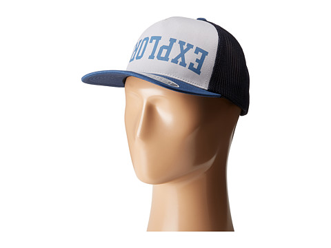 The North Face Keep It Structured Trucker Hat - Shady Blue (Prior Season)
