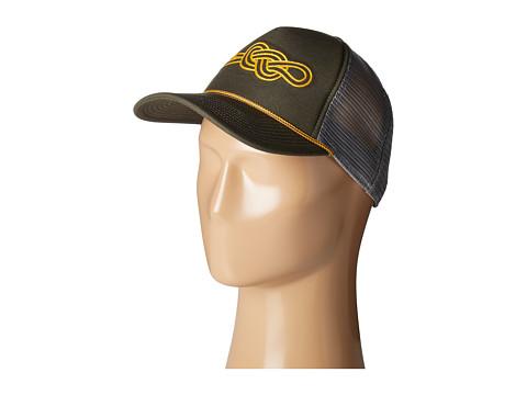 The North Face Cross Stitch Trucker Hat - Falcon Brown (Prior Season)