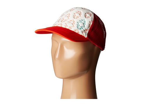 The North Face Not Your Boyfriend s Trucker Hat - Cayenne Red (Prior Season)