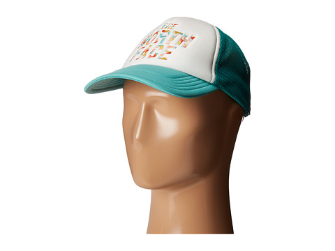 The North Face Not Your Boyfriend s Trucker Hat - Agate Green (Prior Season)