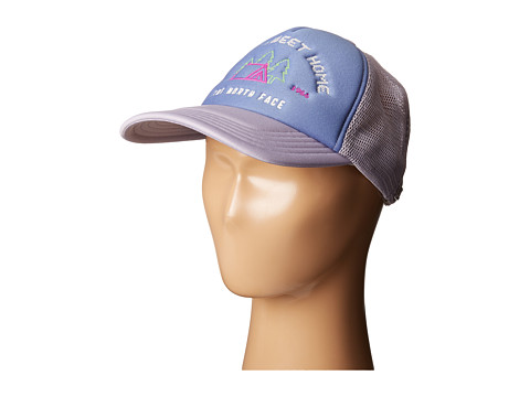 The North Face Not Your Boyfriend s Trucker Hat - Lavender Gray (Prior Season)