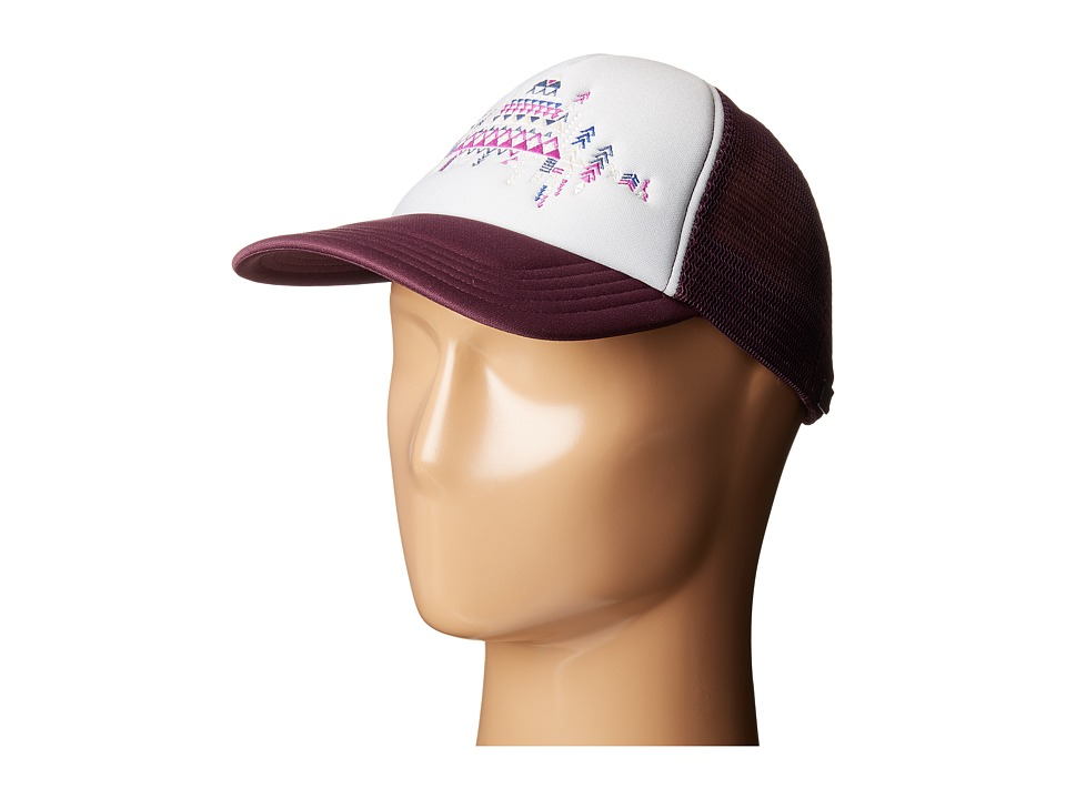The North Face - Not Your Boyfriends Trucker Hat (Blackberry Wine (Prior Season)) Caps