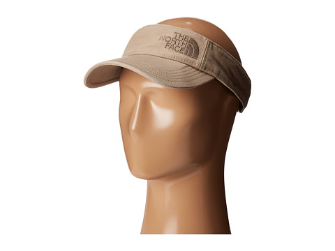The North Face 66 Classic Visor - Dune Beige/Falcon Brown