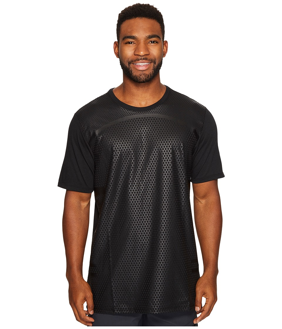 Nike Dry Basketball T-Shirt (Black/Black) Men